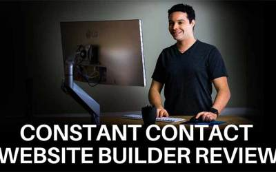 Constant Contact Website Builder Review