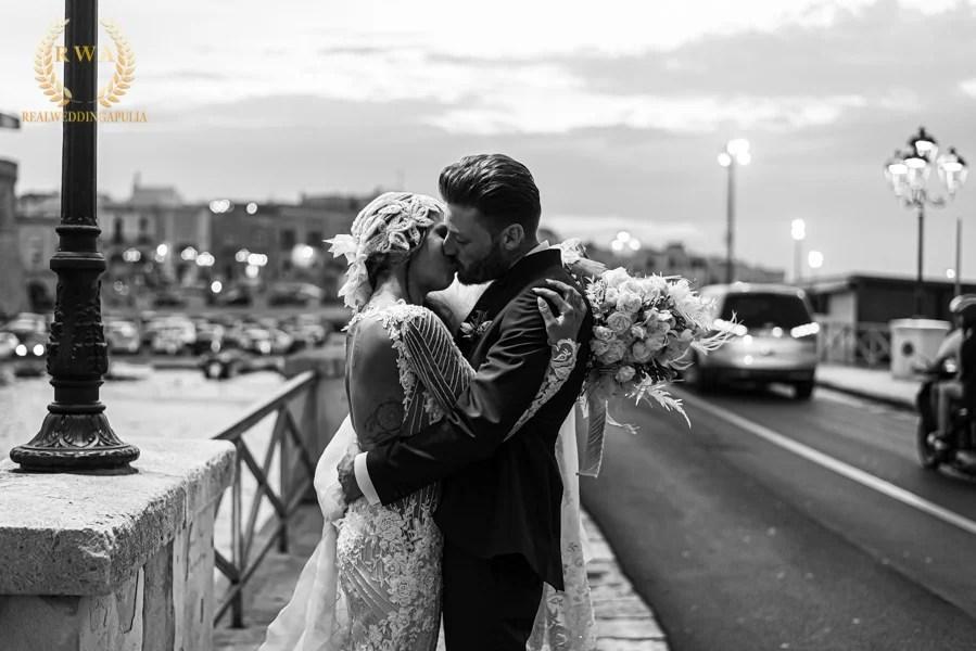fotografo matrimonio gallipoli lecce sposi