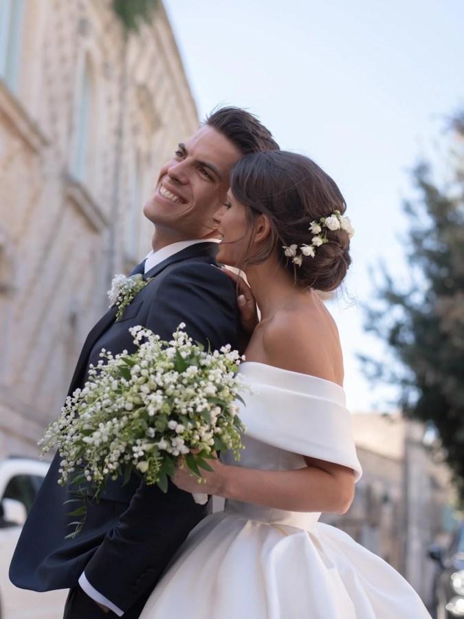 matrimonio sposi lecce