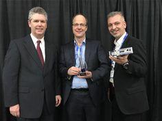 HUBER+SUHNER Cube Optics honored with Lightwave Innovation Award