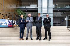 Iskratel's new leadership team