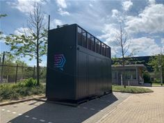 DataQube edge data centre