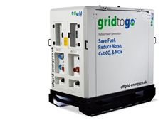 The gridtogo solution