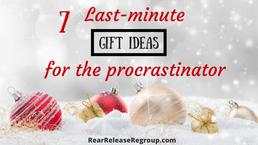 7 last-minute gift ideas for the procrastinator. Thoughtful, digital gifts for her delivered right to your inbox today! Budget-friendly.