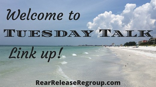 Welcome to Tuesday Talk Link up!