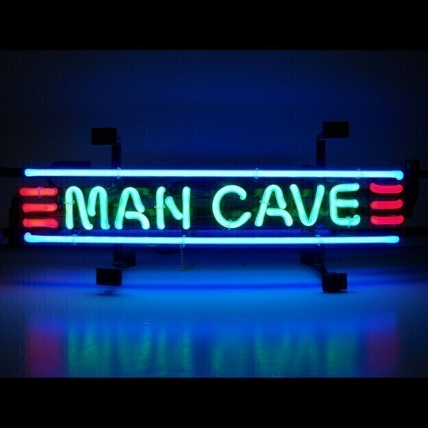 Man Cave Art Prints : Your own awesome man cave tips on how to set it up