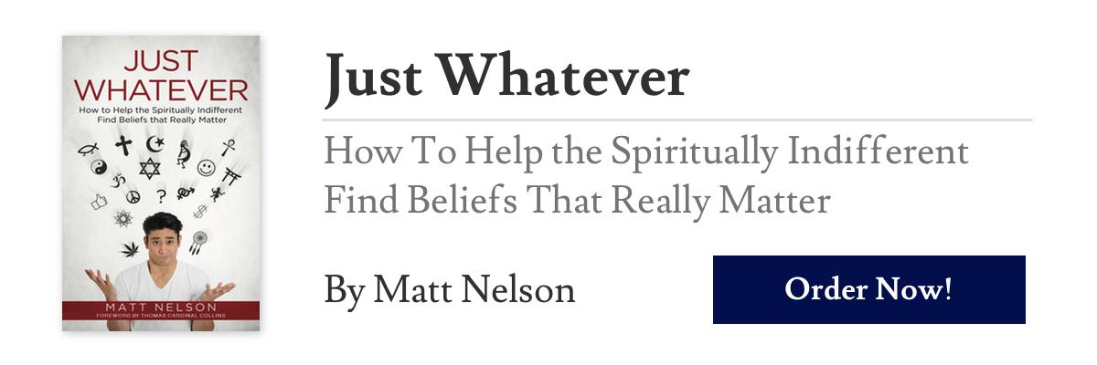 Just Whatever by Matt Nelson