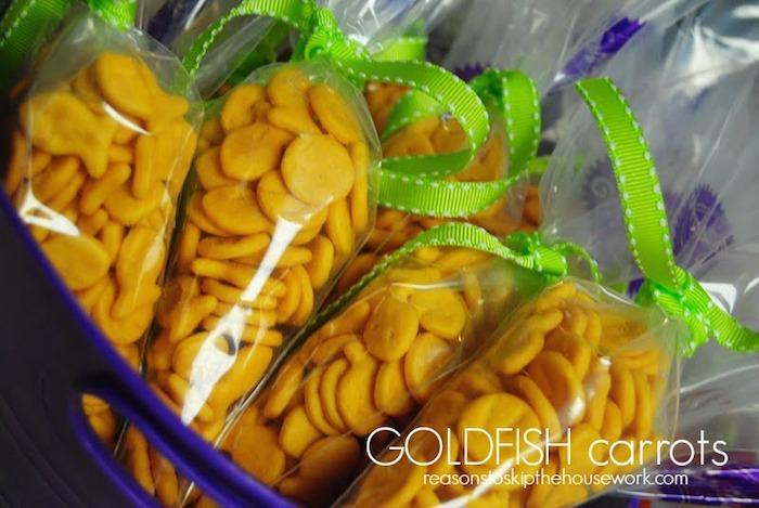 1goldfish carrots