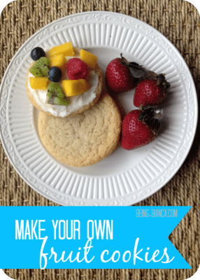 make your own cookies