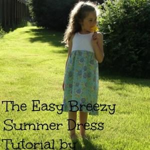 Summer Tank Dress