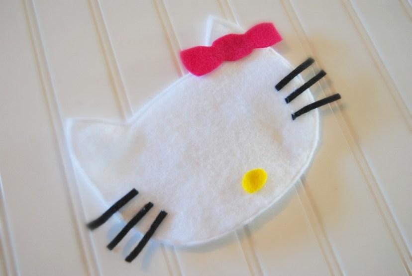 hello kitty mask materials