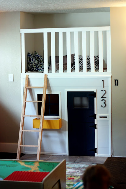 playroom loft