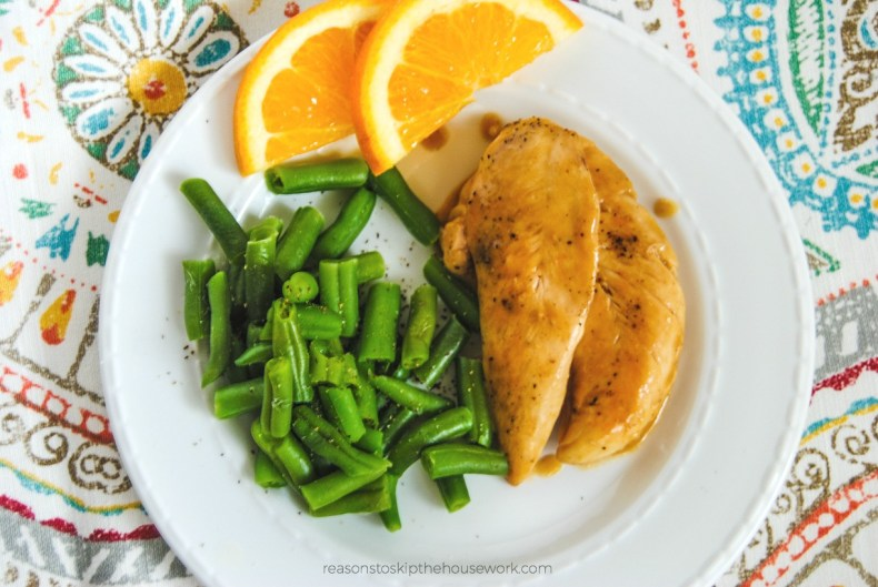 citrus chicken tenders 2
