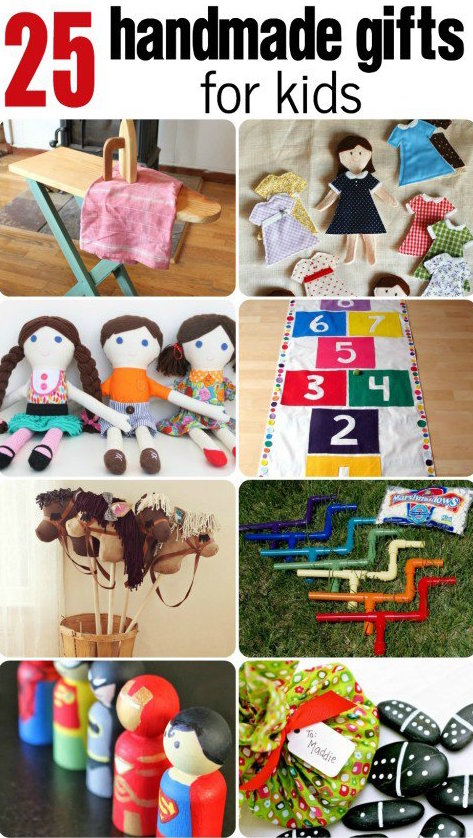 Handmade Gifts for Kids
