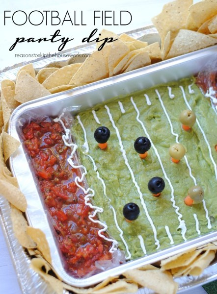 Football Field Party Dip
