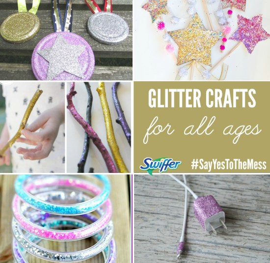 Glitter crafts for kids for Glitter crafts for kids