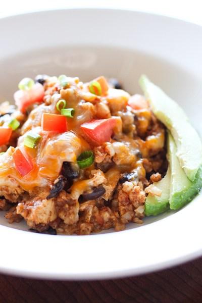 Crock Pot Recipes - Chicken-Burrito-Bowl-5