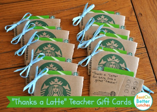 Starbucks Sleeves: Gift Cards can sometimes be a boring thing to give but a great thing to receive. So why not spice up the way you give them!
