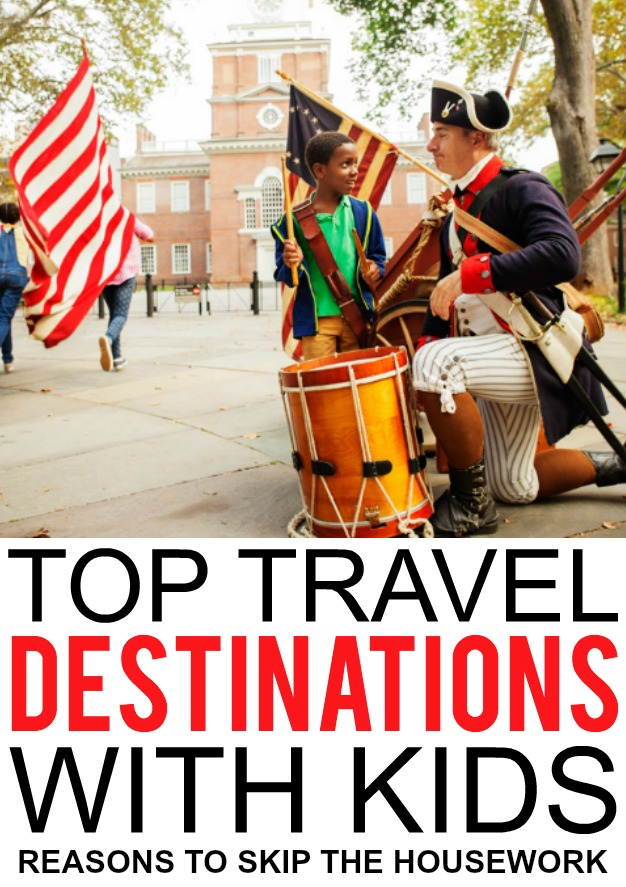Top Travel Destinations with Kids