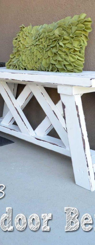 DIY Benches