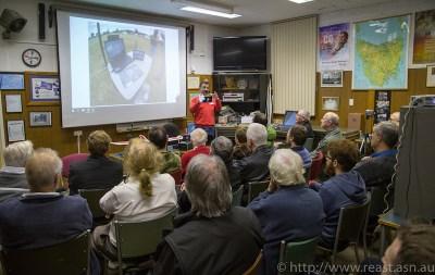 Ron Cullen presents on RC Aircraft Controls