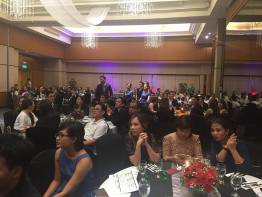 REBAP Makati Officers attended Filinvest Land MetroManila Cluster 2nd General Assembly & Sales Awarding last August 23, 2016 at Eastwood Richmonde Hotel.