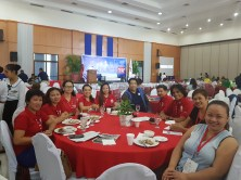 REBAP Makati delegates participated at 38th REBAP Annual Convention Ilocos Norte last November 26-28, 2016.