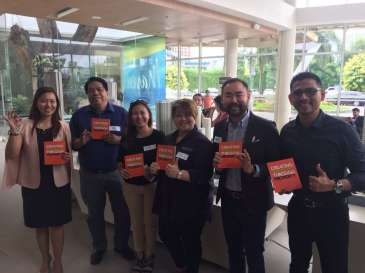 "REBAP Makati members attended Ortigas & Company Capitol Commons Immersion hosted by Lead Broker Spectrum Investments last March 28, 2017 at Capitol Commons Showroom. The group was welcomed by Mr. Carl Dy, President of Spectrum Investments, who shared his insights on ""How to Sell to the High Net Worth"" and participants was introduced to different residential projects of Ortigas & Company at Capitol Commons."
