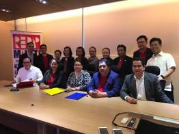 Congratulations REBAP Makati Proponents for the historic MOA Signing of FILINVEST's Marketing Partnership Program last April 3, 2017 at Filinvest Head Office Boni Avenue EDSA MetroManila.