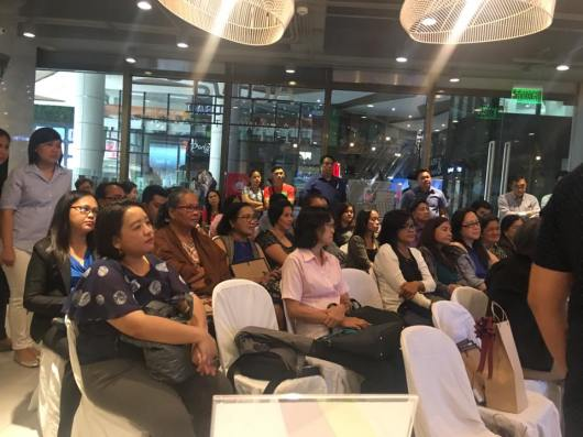 Filinvest MetroManila Cluster 1st Quarter Brokers' General Assembly at Activa Cubao Showroom last April 20, 2017. There is also Management Group Discussion on Philippines' 2017 Economic Prospect and MetroManila Investment Climate.