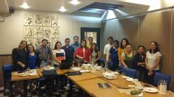 REBAP Makati had a Business Meeting with Business Partners Anthilla Land, Synergia Properties and ASI Realty last April 26, 2017 at Conti's Restaurant Greenbelt Makati.