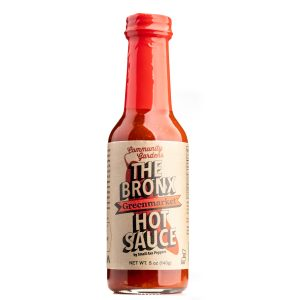 The Bronx – Red Serrano Hot Sauce
