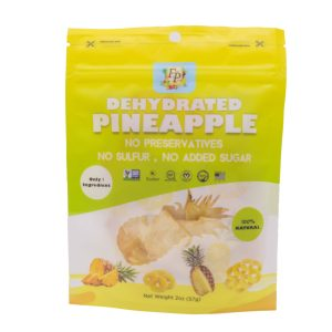 Dehydrated Pineapple – Fruits By Pesha