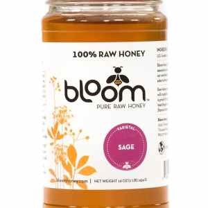 Raw Sage Honey