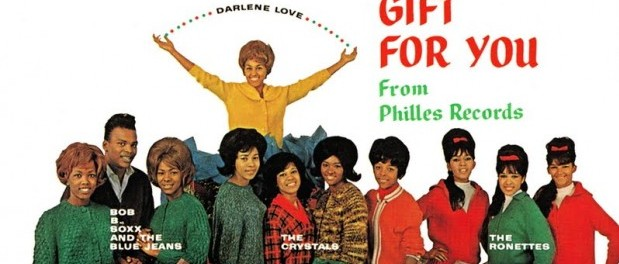Ronettes Christmas.Staff Picks Merry Merry Holiday Songs And Albums Rebeat