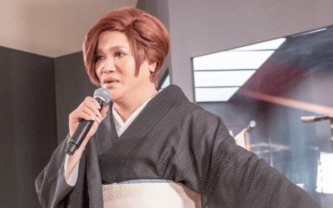 IKKO's Kimono Transbeauty