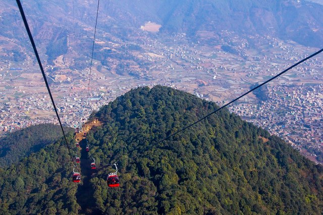 Chandragiri Hills, Kathmandu Valley, Nepal