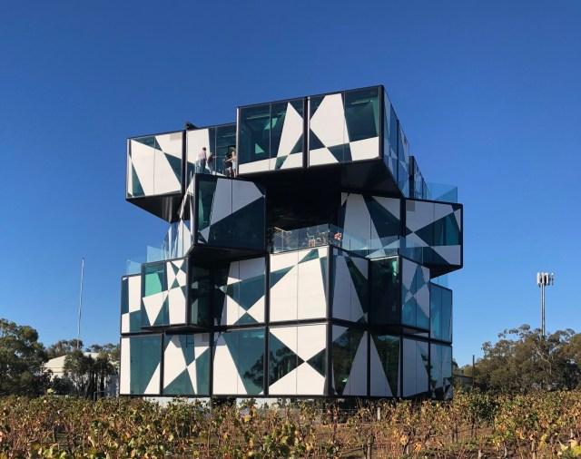 Darenberg Cube Winery