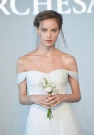 2015 Wedding Trends - Touselled wedding hair up from Rebecca Loves Weddings www.rebeccaanderton.co.uk