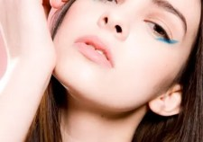 Pastels beauty fashion editorial from Rebecca Anderton Make Up Artist www.rebeccaanderton.co.uk