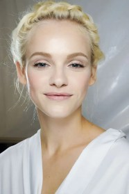 2015 Wedding Trends - Natural makeup for fair skin from Rebecca Loves Weddings www.rebeccaanderton.co.uk
