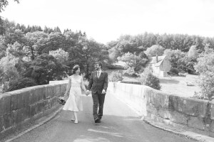 1930s style wedding in Skipton, North Yorkshire