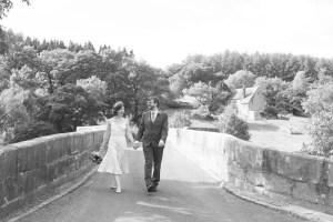 1930s style wedding in Skipton, North Yorkshire