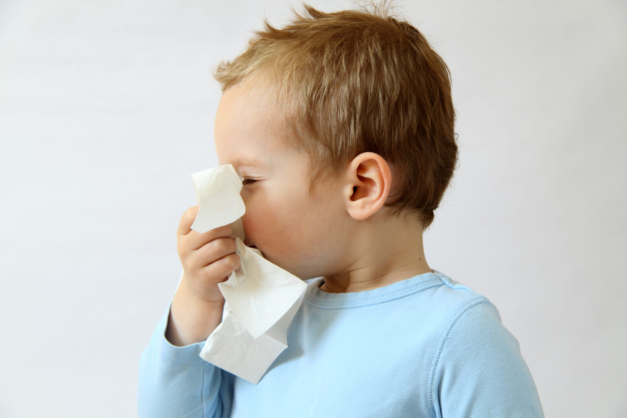 Snotty noses: illness or a necessary part of childhood?