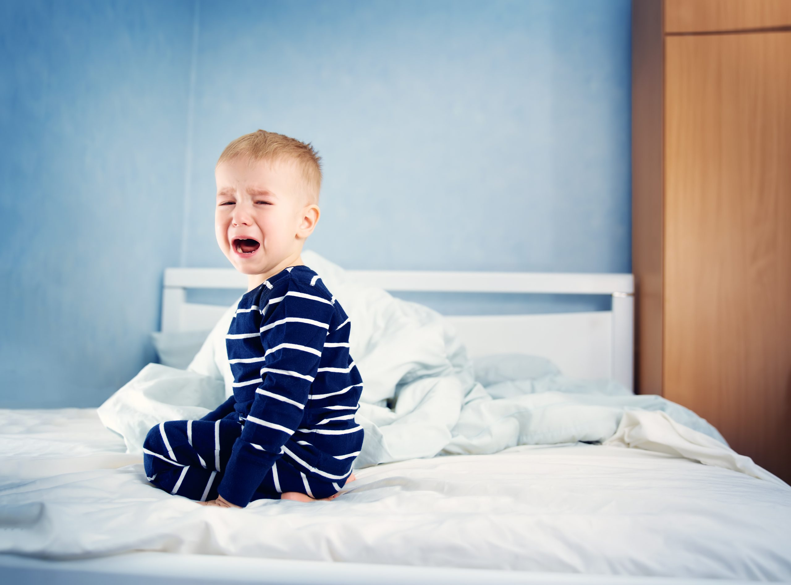 Are you missing the signs of tiredness in your child?