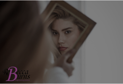 Mirror Mirror on the Wall – how staring down that woman in the mirror can help you recover from domestic violence and abuse. One of my all time favorite books is called Simple Abundance by Sarah Ban Breathnach. If you ever read another book of self discovery, read this one. (photo by Ali Marel)