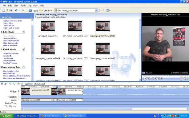 WMM screenshot