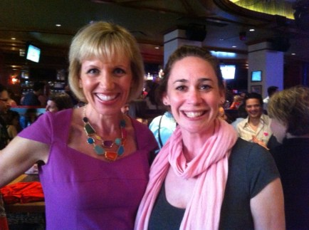 That's me with Mari Smith!