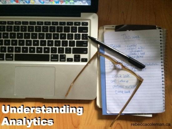 understanding analytics