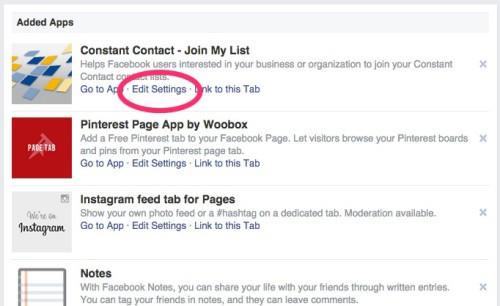 Custom FB app icon step 2